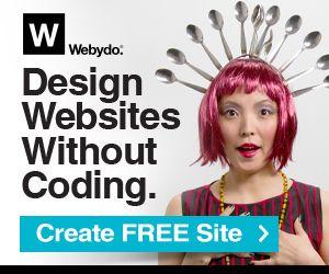 skaffa hemsida med webydo