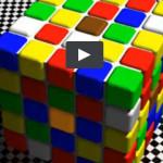 kub färgkonstans